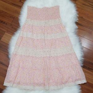Victoria's Secret Tube Top 🌸 Summer Dress,  Small